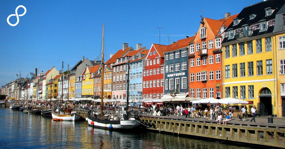 scoprire Copenaghen in un giorno. E se piove? le guide di
