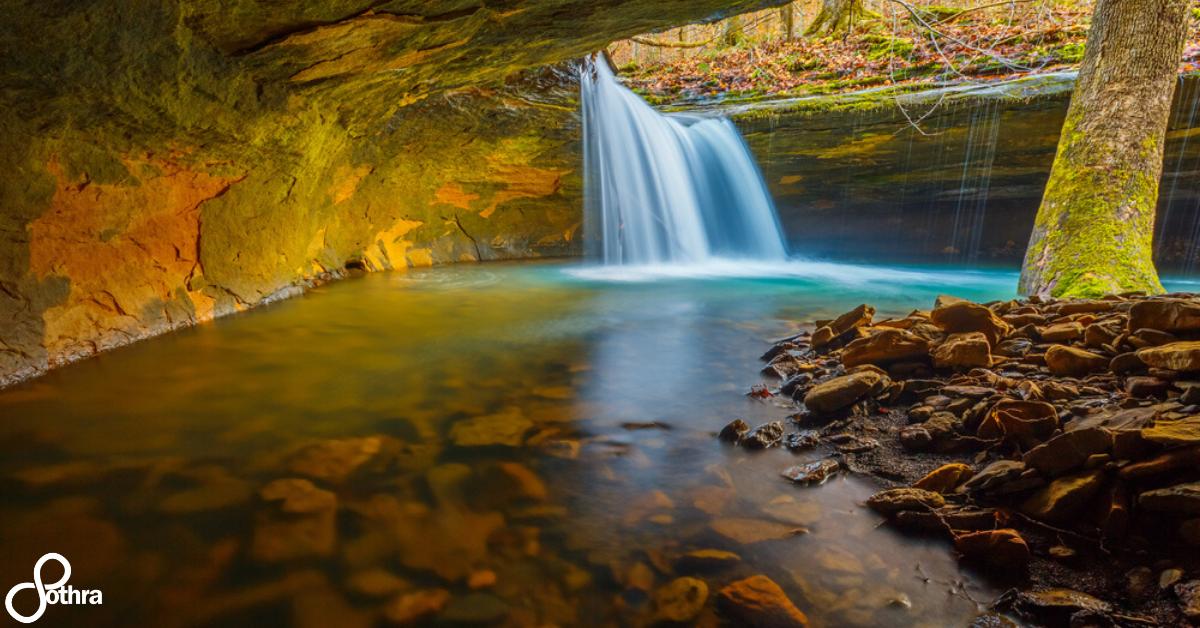 le più belle cascate degli stati uniti