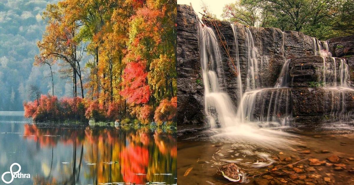 parchi naturali negli stati uniti