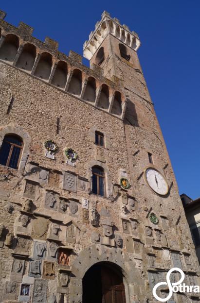 Scarperia Palazzo dei Vicari